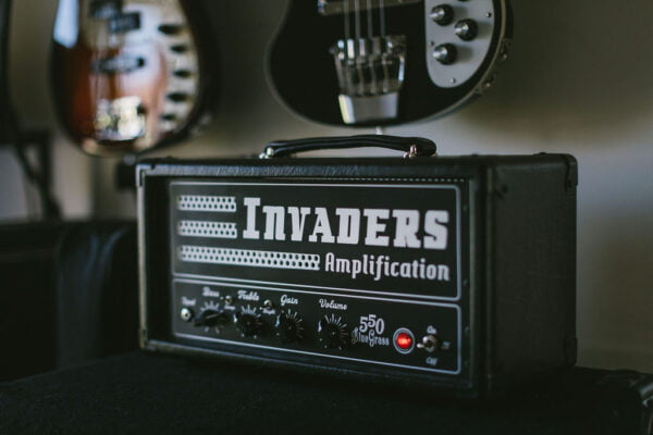 Invaders 850 Devil